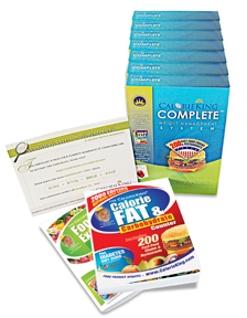 CalorieKing Complete Weight-Management System